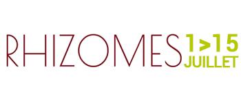Festival Rhizomes 2018